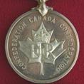 Médaille du centenaire du Canada