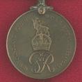 Médaille du volontaire de Terre-Neuve